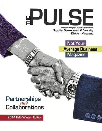 Cover of The Pulse magazine