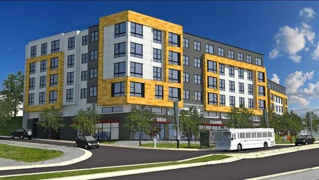 Current redevelopment projects prince george 39 s county md for Bureau county metro center