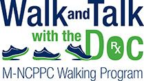 Walk and Talk with the Doc Logo