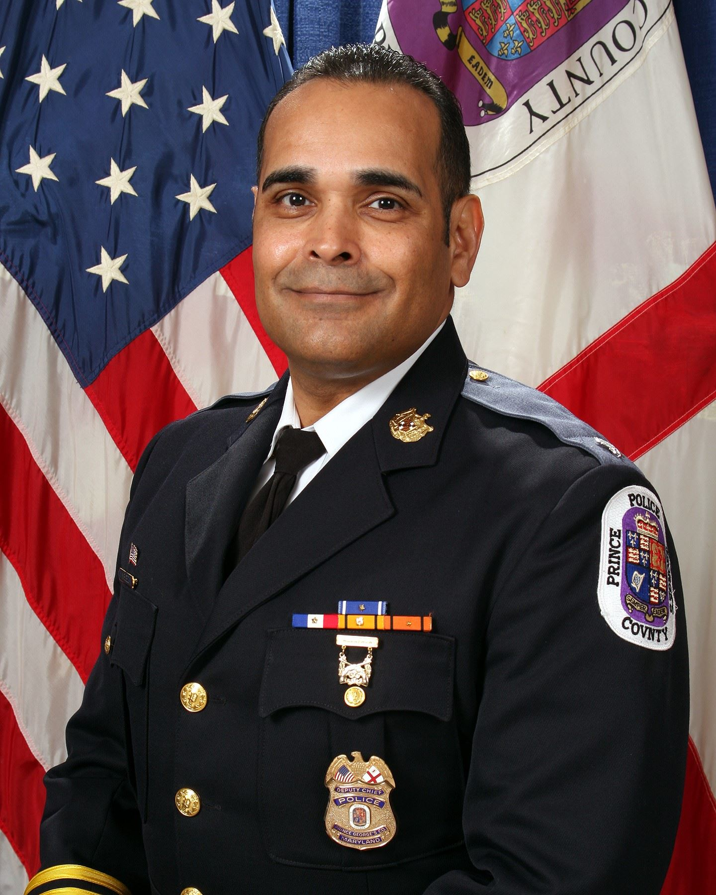 Assistant Chief Hector Velez