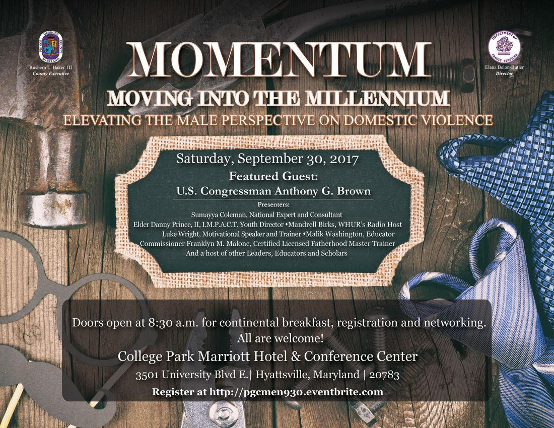 Fall Momentum Flyer