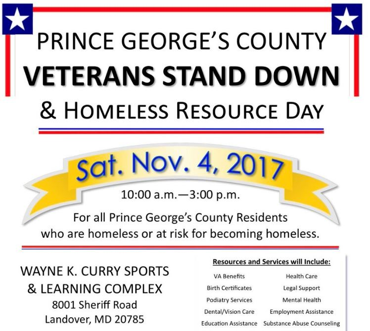 Prince Georges County Md