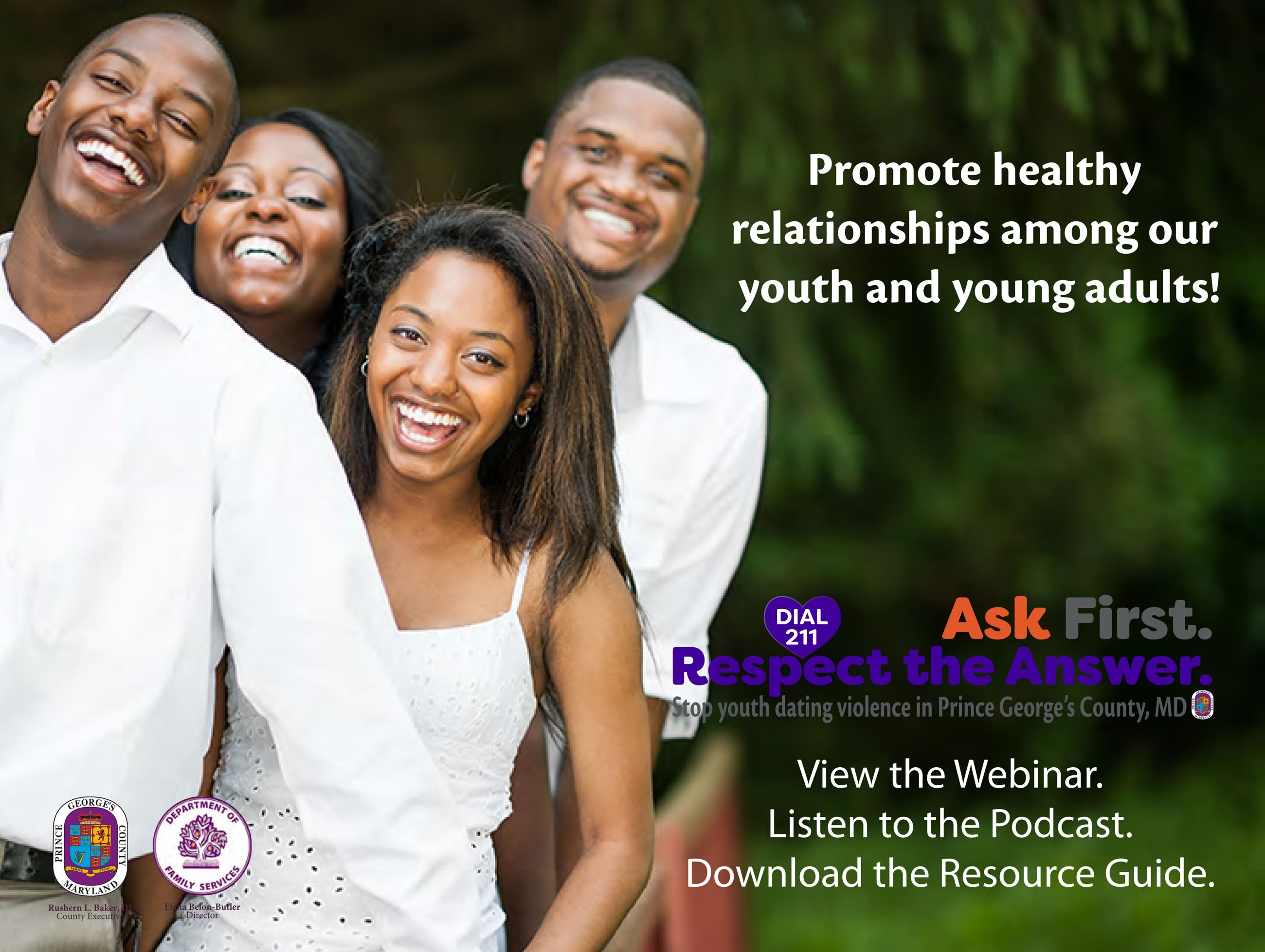 Promote Healthy Relationships