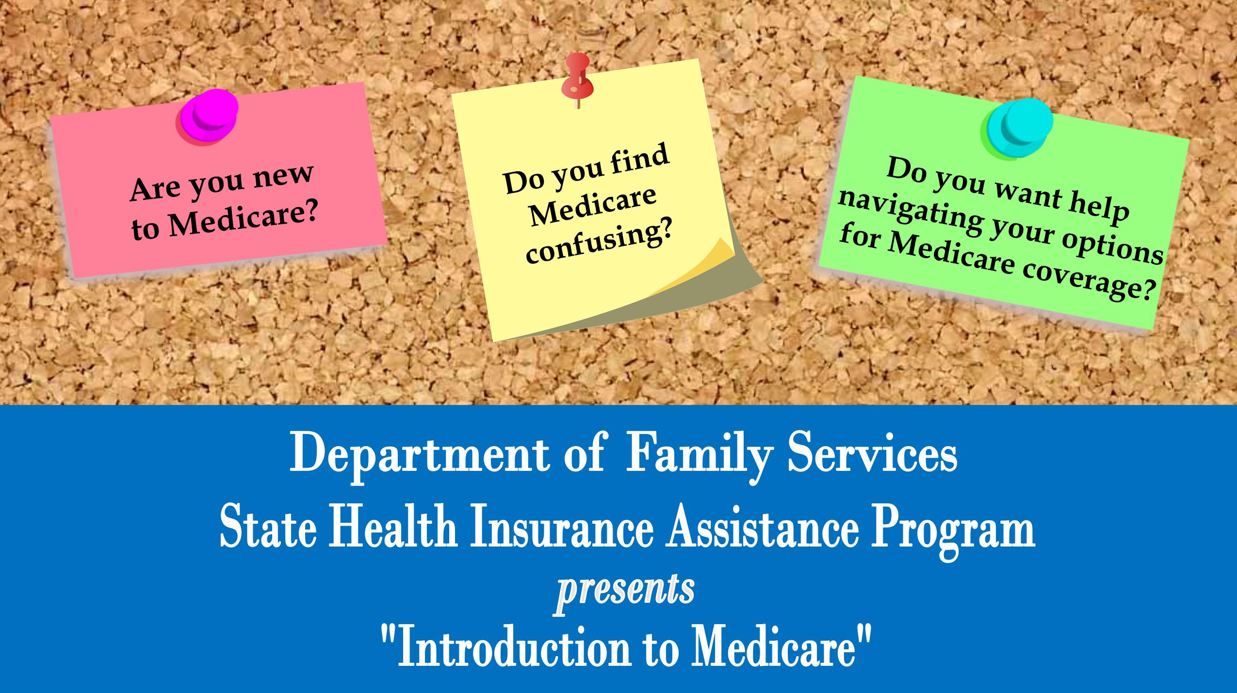 Intro to Medicare