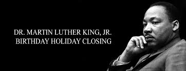 martin luther king 2018 holiday schedule for cme globex and ice