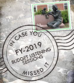 In Case You Missed It: Budget Sessions