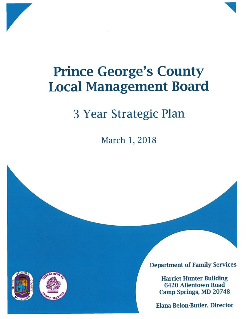 Local Management Board Strategic Plan