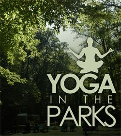 Yoga in the Parks