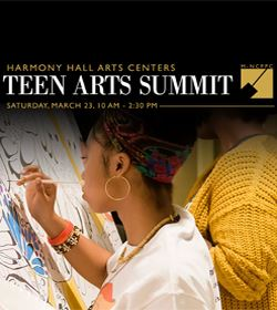 Teen Arts Summit
