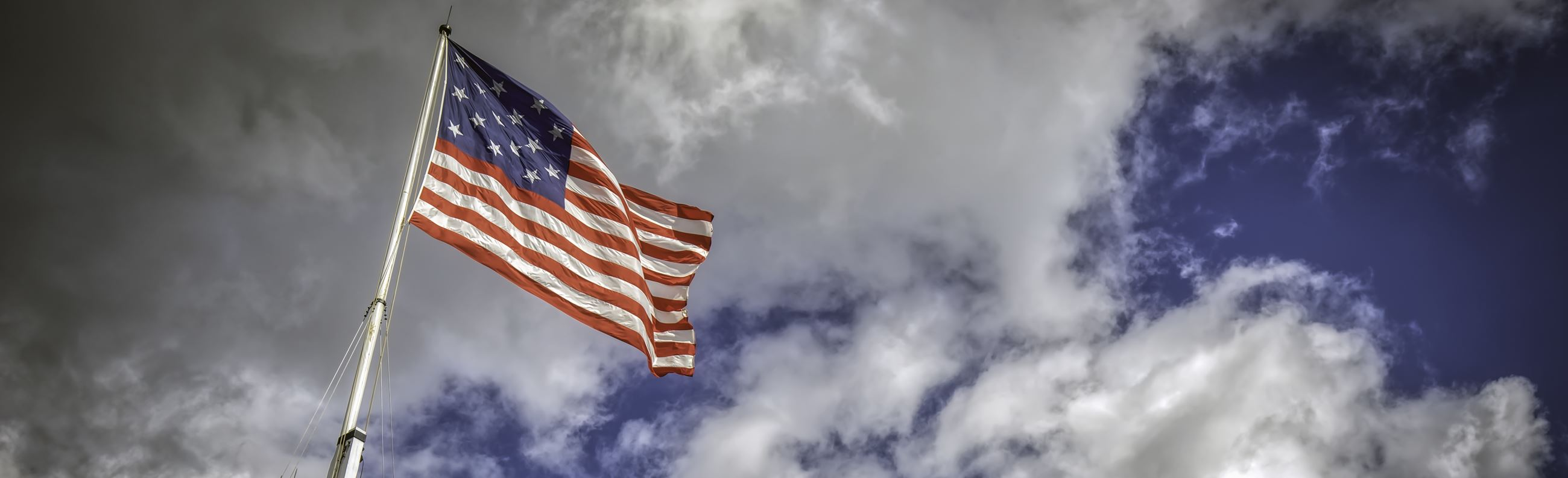 American Flag Adobe Stock
