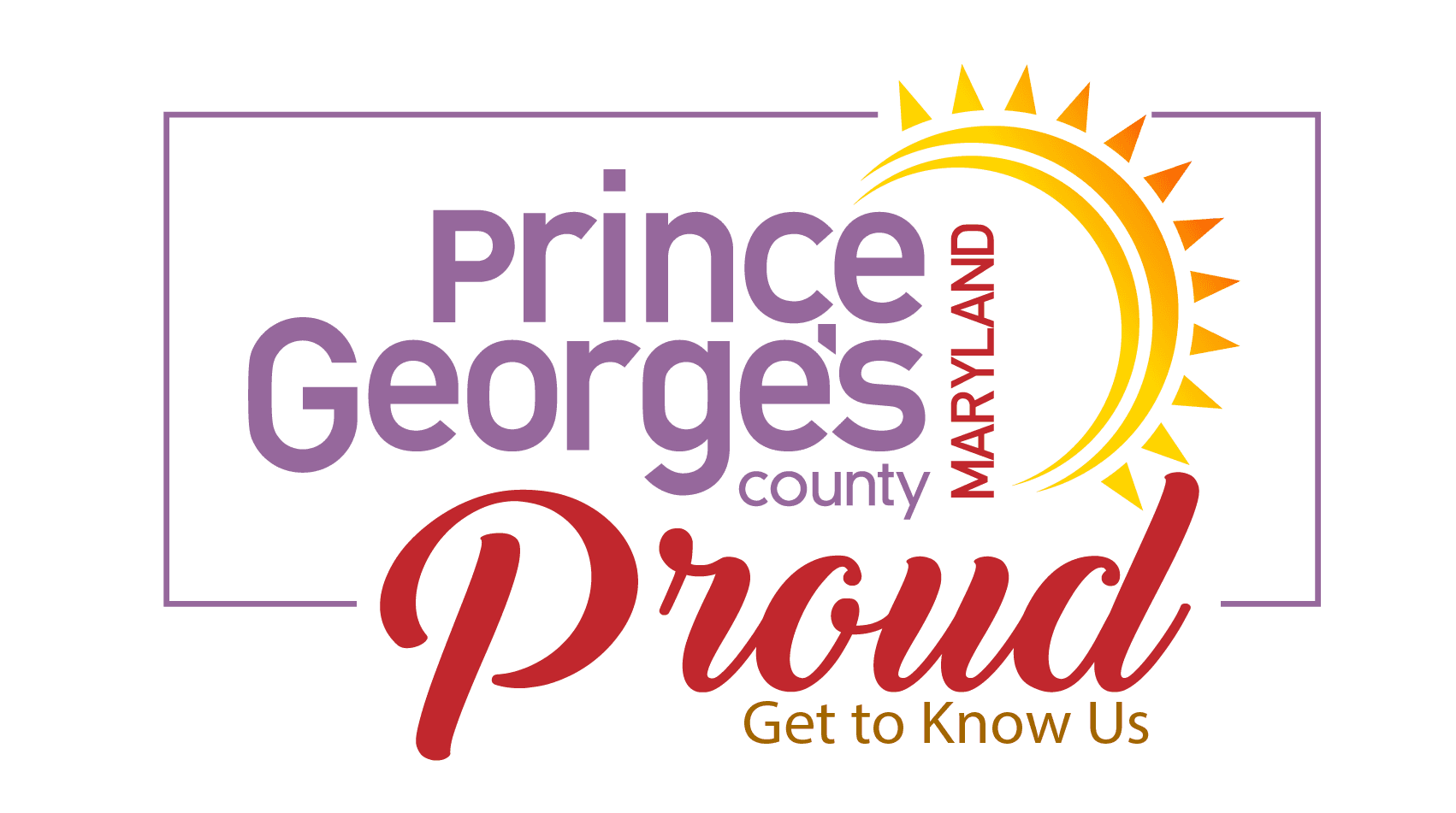 Prince George's County, Maryland Proud, Get to Know Us!