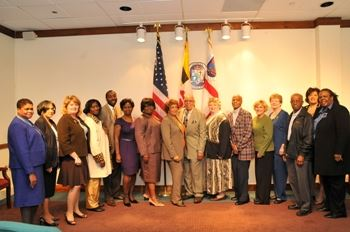 Advisory Committee on Aging members