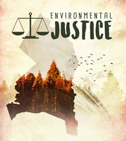 Environmental Justice image of trees