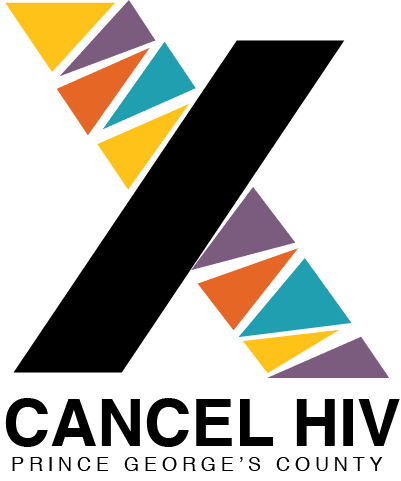 CANCEL HIV Logo