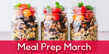 meal prep march--button red