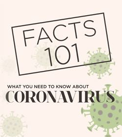 Facts 101: What you need to know about coronavirus