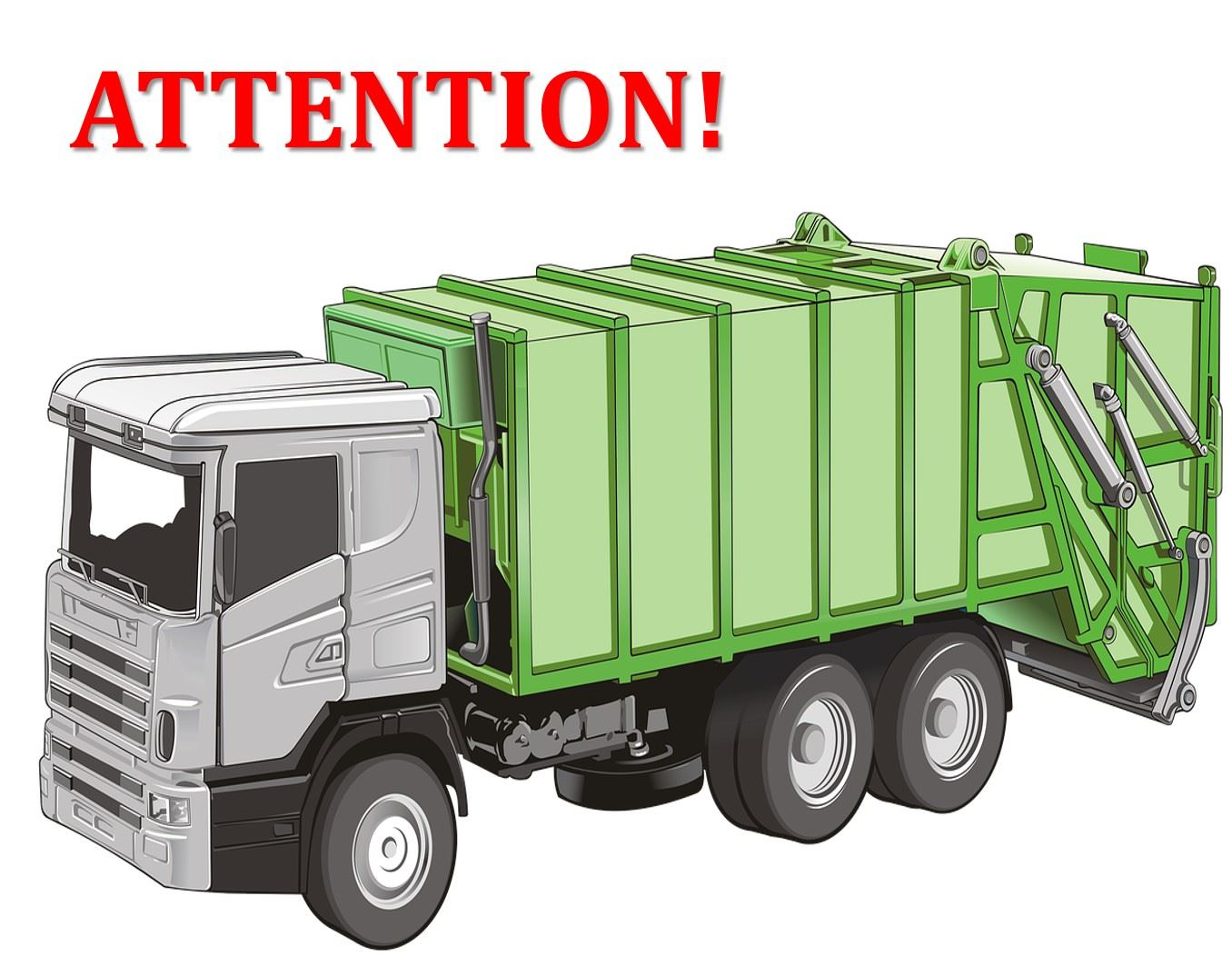 Trash Truck_Attention