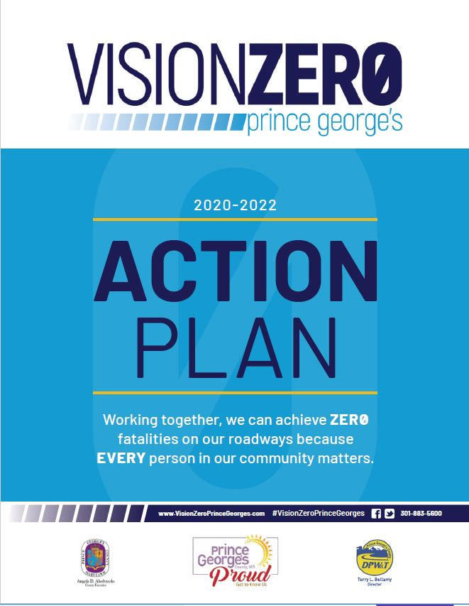Vision Zero Action Plan Cover Page