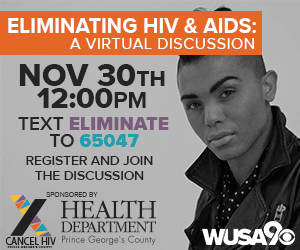 Eliminating HIV & AIDS:  A Virtual Discussion