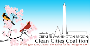 Clean Cities Coalitions Award Logo