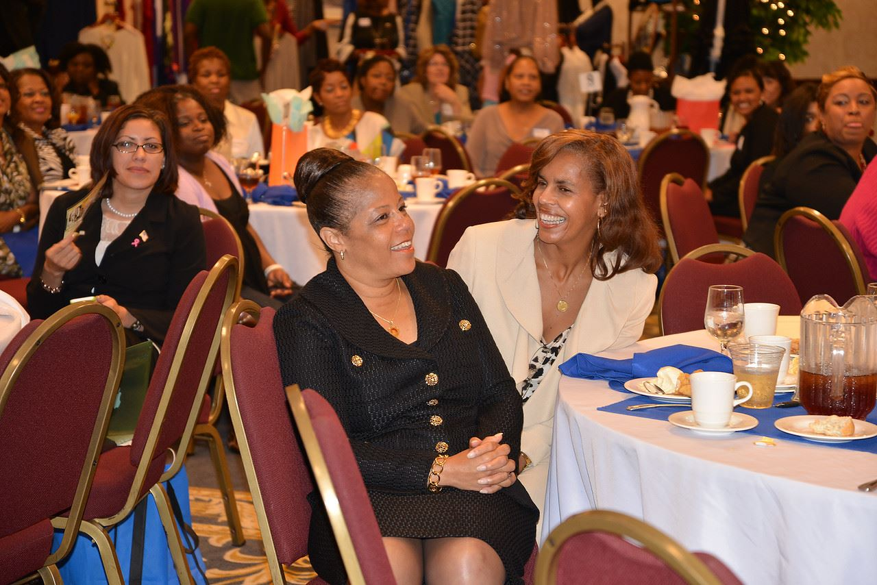 2015 Women's Empowerment Conference (WE3)