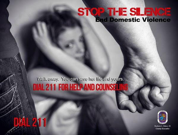 Stop the Silence, End Domestic Violence