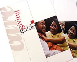 Senior Caregiving Guide Cover