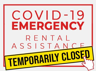 COVID-19 Rental Assistance Temporarily Closed