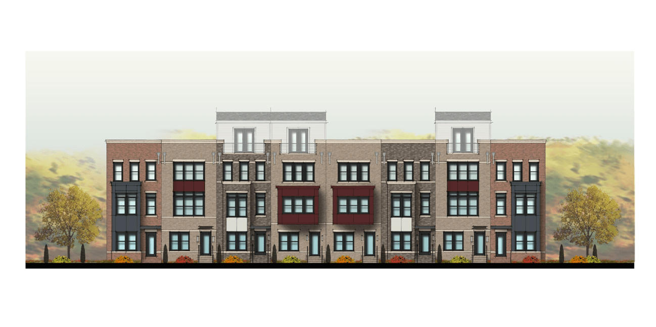 RDA - NVR Townhouses at Towne Square at Suitland