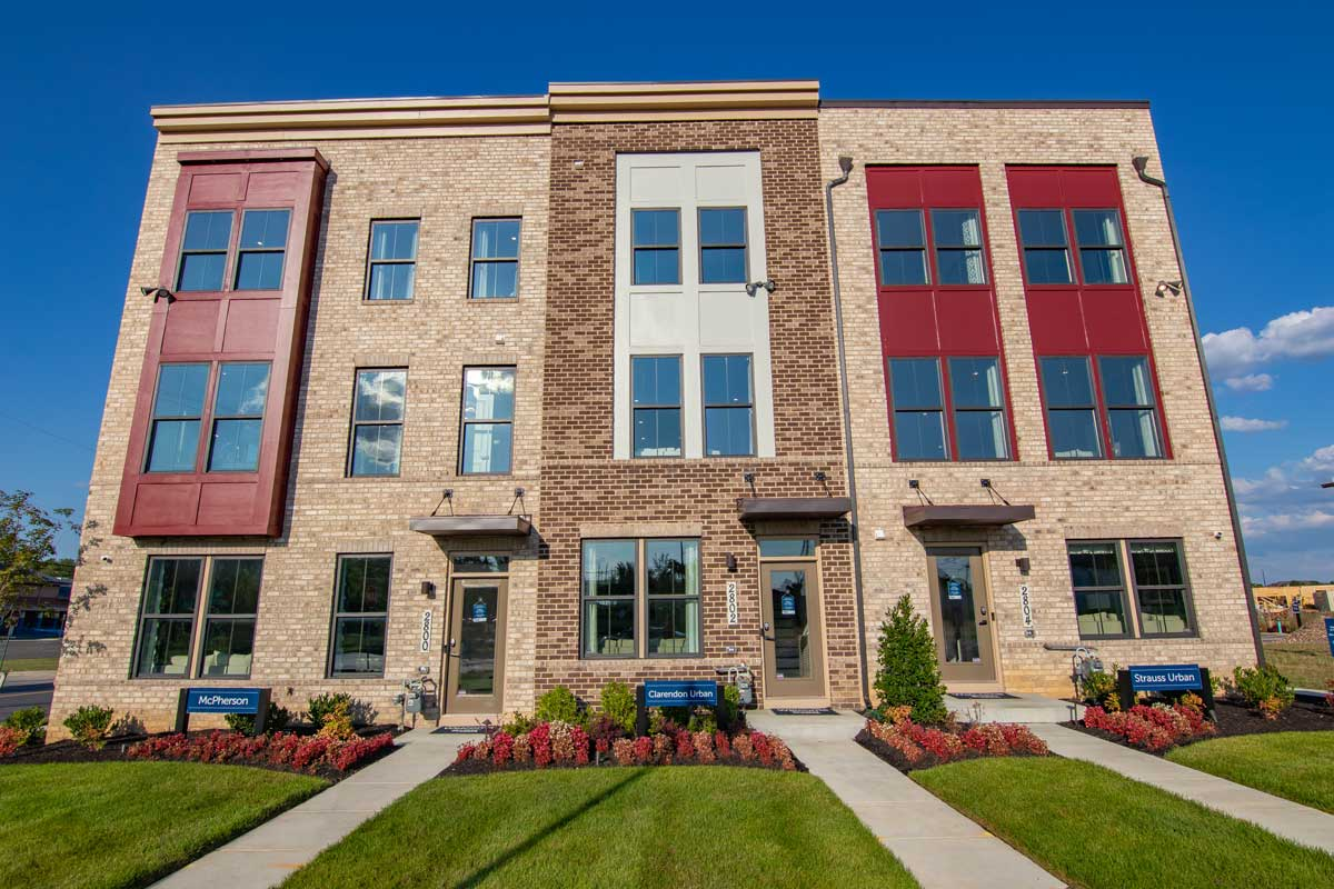Townhomes at Suitland Federal Center