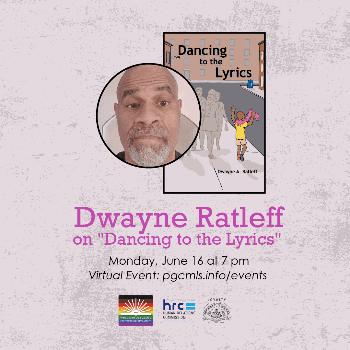 Flyer for Dwayne Ratleff June 16th event
