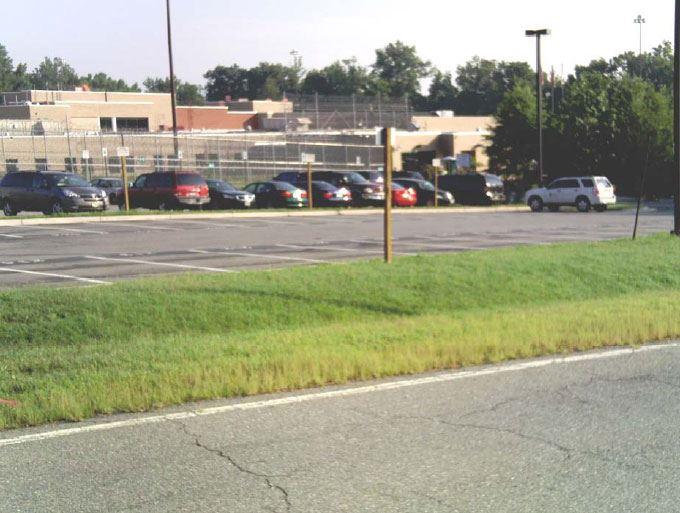 County Administration Building Upper Marlboro Parking