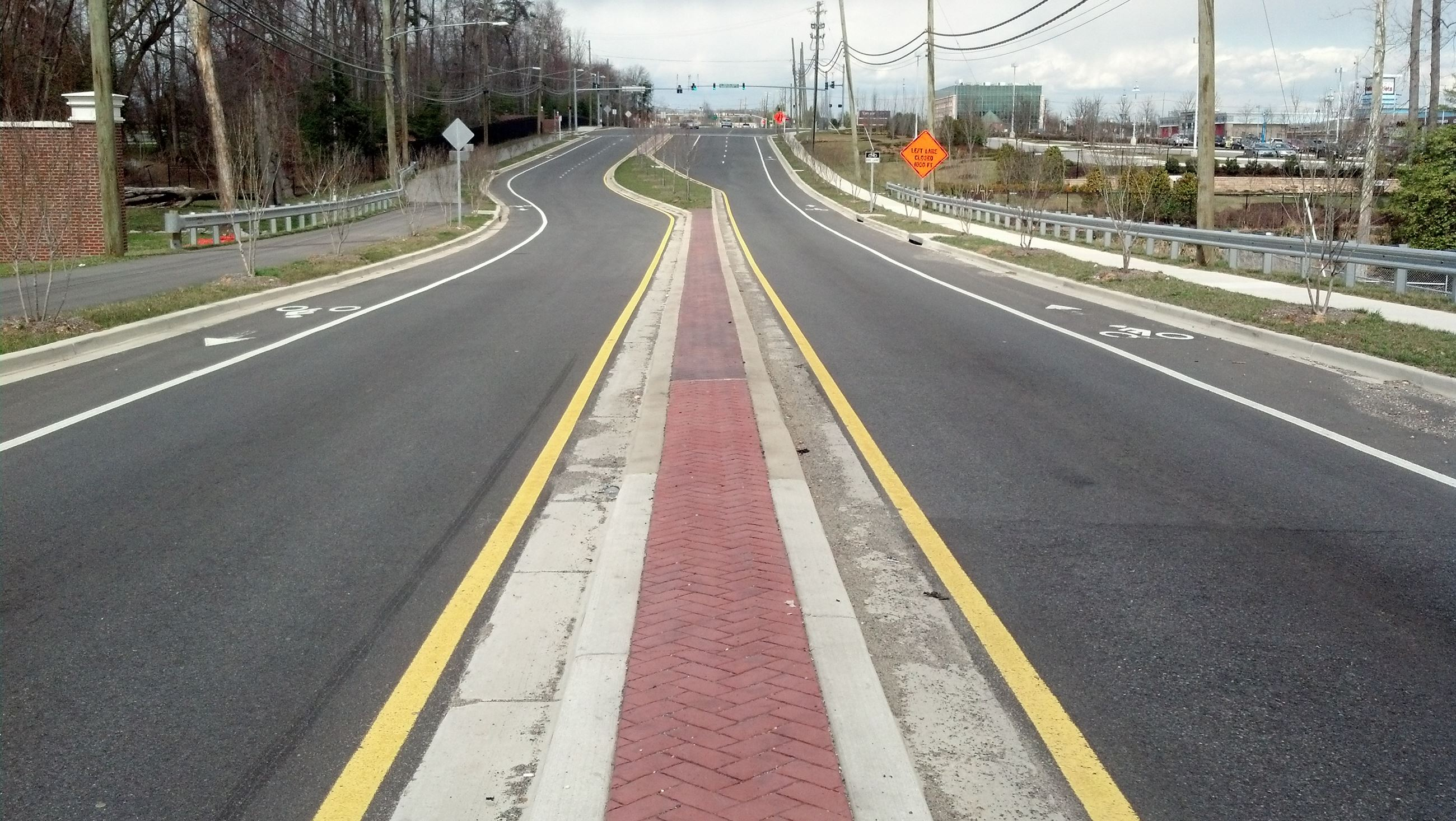 Oxon Hill Bike Lanes