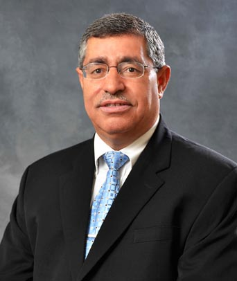 Dr. Haitham A. Hijazi Staff Photo